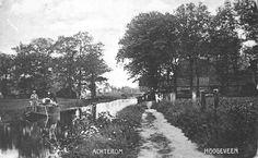 Achterom Hoogeveen (jaartal: 1930 tot 1940) - Foto's SERC