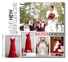 """""""NORADRESS-웃유 ♥♥"""" by b-mila ❤ liked on Polyvore"""