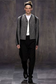 Damir Doma Fall 2013 Menswear Collection Slideshow on Style.com