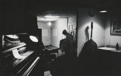 A Hidden New York City Jazz Scene, Through the Eyes of a Master W. Eugene Smith is regarded as one of the most famous photojournalists of the 20th century, but his extensive personal project documenting the jazz scene of a 1960s New York City loft is only recently getting its due.