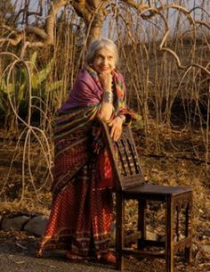 Beatrice Wood, age 105. How inspirational is that?!