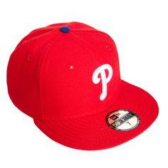 New Era Philadelphia Phillies Game 5950 Authentic Collection Phillies Game af5d0d67c2c3