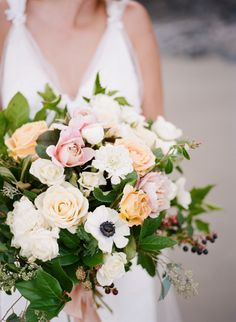 Rose and anemone bouquet: http://www.stylemepretty.com/vault/search/images/rose