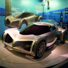 Awesome car in Disney World
