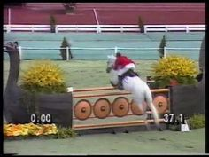 Greg Best and Gem Twist in Stockholm 1990....my all time favorite horse and rider combo!