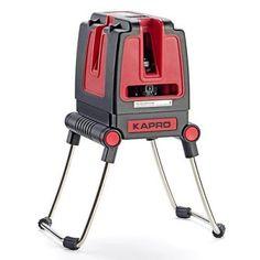 Laser KAPRO® Prolaser® Vector, krížový, so statívom Wisconsin