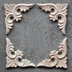 Cheap Wood Crafts on Sale at Bargain Price, Buy Quality cabinet pantry, furniture mdf, cabinet band from China cabinet pantry Suppliers at Aliexpress.com:1,Use:Home Decoration 2,Carving Type:Relievo 3,Model Number:S 4,Theme:Plant 5,Technique:Carved