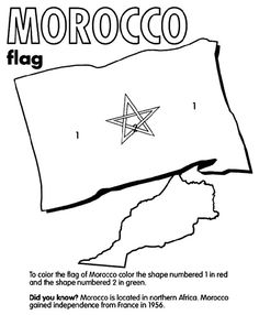 Norwegian Flag Coloring Pages Super Coloring Pages, Flag Coloring Pages, Free Coloring, Geography For Kids, World Geography, Morocco Flag, Finland Flag, Norwegian Flag, American Heritage Girls