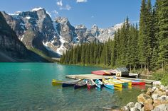 Banff National Park Alberta Canada So beautiful. Buy your travel gear from http://airplane-discount.com/category/travel-store/