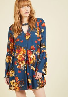 Dresses - Twilight Twirl Shift Dress