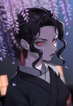 Muzan Kibutsuji - Shounen And Trend Manga Anime Demon, Character Art, Slayer Anime, Anime Angel, Demon, Art, Anime Drawings, Manga, Aesthetic Anime