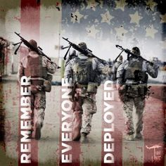 RED Friday - remember everyone deployed and support our troops. Military Quotes, Military Police, Usmc, Marines, Military Spouse, Military Veterans, Remember Everyone Deployed, Red Friday, Marine Mom