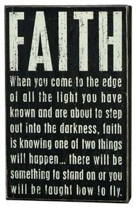Faith. #quotes