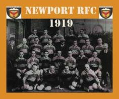 Rugby History : today 27/12 in 1919   Newport 19-0 Barbarians   Newport recorded a stunning 19-0 rugby victory over the Baa-Baas at Rodney Parade. It was a shock result at the time but it would be later put into context by the fact that 12 members of the Newport side went on to represent Wales. (the Newport RFC Squad from 1919 pictured above)