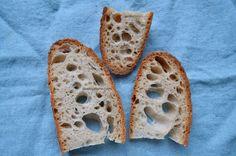 Cum se face maia naturală pentru pâine fără drojdie - rețeta de drojdie sălbatică | Savori Urbane Eggs Benedict Recipe, Breakfast Recipes, Cookies, Food, Breads, Crack Crackers, Bread Rolls, Biscuits, Essen
