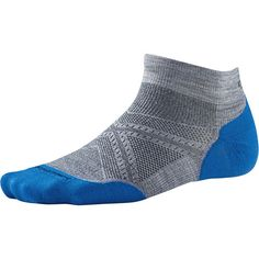 Featuring Light Elite cushioning, these socks contain targeted cushioning placed only where runners need it most, on the ball and heel of the foot.