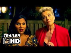 LATE NIGHT Trailer (2019) Mindy Kaling, Emma Thompson Comedy Movie HD All Movies, Comedy Movies, Latest Movies, Latest Movie Trailers, Book Trailers, Late Night Talks, Comic Book Superheroes, Mindy Kaling, Emma Thompson