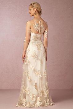Julianna Gown in Bride Wedding Dresses at BHLDN