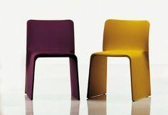 Molteni, Glove Chair. Design: Patricia Urquiola LOVE, but in a different color!