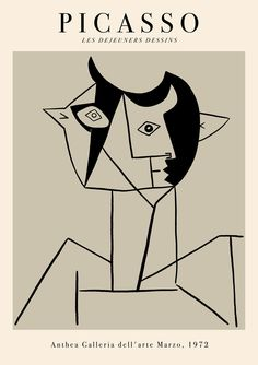 Canvas Poster, Poster Wall, Poster Prints, Photo Wall Collage, Collage Art, Picasso Art, Picasso Prints, Picasso Drawing, Matisse Art