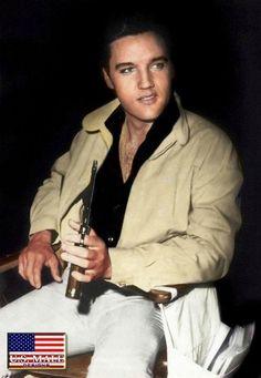 Elvis...mid 60's