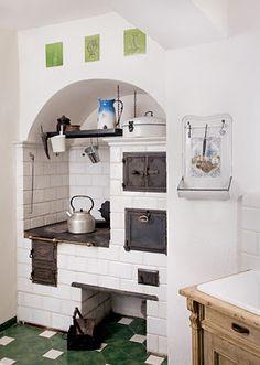 challenging stove!