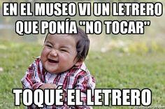 Memes de niños - Humor en imagenes - CC - Taringa!