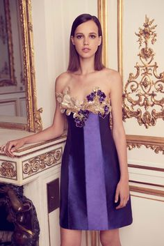Alexis Mabille Fall 2017 Couture Fashion Show Collection