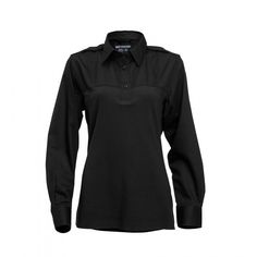 Purpose BuiltEngineered with direct input from law enforcement and tactical operators from around the world, the Women's Long Sleeve PDU Rapid Shirt from 5.11 Tactical is an innovative new design that perfectly complements the use of an external vest carrier while offering ideal sizing and structure for female officers. Featuring a unique dual fabric construction, the upper body portion of the Women's Long Sleeve PDU Rapid Shirt is built from a tough, durable, extra-thick poly/cotton ripstop…