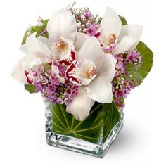 Order Lovely Orchids flower arrangement from Wisteria Flower Shoppe, your local Derry, NH florist. Send Lovely Orchids floral arrangement throughout Derry, NH and surrounding areas. Orchid Centerpieces, Orchid Arrangements, Wedding Centerpieces, Flower Arrangement, Wedding Table, Deco Floral, Motif Floral, Arte Floral, Floral Design