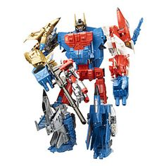 Transformers Combiner Wars G2: Superion Aerialbots | ThinkGeek