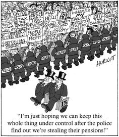 Police and pension
