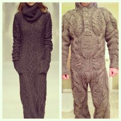 Want a long knitting project? ;)