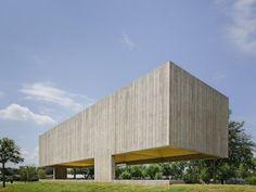 Webb Chapel Picnic Pavilion by Cooper Joseph Studio - News - Frameweb