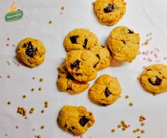 Cookies με Φυστικοβούτυρο και Σοκολάτα Cookies, Biscuits, Desserts, Food, Crack Crackers, Crack Crackers, Tailgate Desserts, Deserts, Essen
