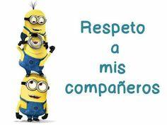 Normas Classroom Displays, Classroom Themes, Minions, Minion Theme, Spanish Classroom, English Class, Bart Simpson, Teacher, School