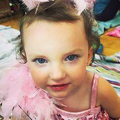 Toddler diagnosed with leukemia on third birthday