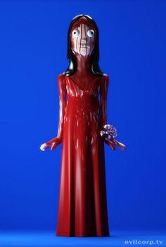 Celebrity Dolls - Sissy Spacek as Carrie