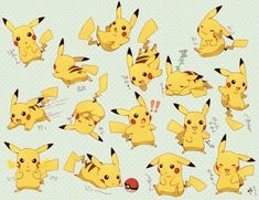 """Pikachu's name is a combination of the Japanese onomatopoeia for sparkle, pikapika, and the sound of squeaking, which is expressed as chūchū. 