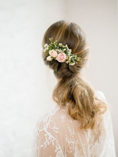 Valentine's Day hairstyles: http://www.stylemepretty.com/little-black-book-blog/2017/02/10/valentines-day-hair-tutorials-half-back-heart-tousled-french-twist/ Photography: You Look Lovely - http://youlooklovelyphotography.com/