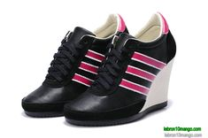 new style cba7e e7893 Wholesale Adidas Originals Arrow Wedge Navy Pink White Jeremy Scott Shoes   67.26 Super Cheap- Lebron · Nike ...