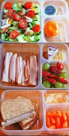heslthy lunch healthy pinterest lunches