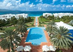 Cuisinart Resort and Spa. Anguilla. My favorite place in the whole world!