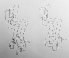 videopavillion - Eisenmann Drawings
