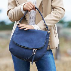 From valuable essentials to miscellaneous knick-knacks, you tote around your life in a trusty handbag—it goes wherever you do. So why not show it a little TLC? Follow these quick tips from our Stylists to maintain & clean your leather (and faux leather) purses.