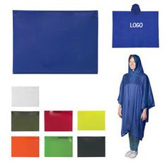 This rain poncho is made of PE with thickness. the poncho is recyclable and reusable. it is portable, light, easy to carry. Waterproof Poncho, Rain Poncho, Rain Wear, Brand Names, Recycling, Easy, Ponchos, Rains Clothing, Upcycle