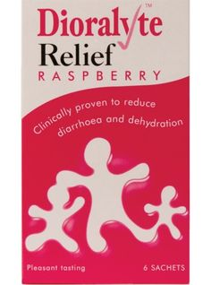 From 0.99:Dioralyte Relief Oral Rehydration Therapy - Raspberry Flavour - 6 Sachets | Shopods.com