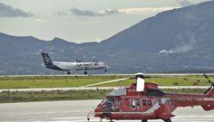 "Olympic Air De Havilland Canada DHC-8-400 ΟΨΕΙΣ - ΜΑΤΙΕΣ Athens International Airport ""Eleftherios Venizelos"""