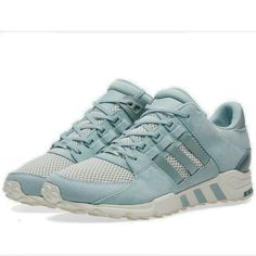 e33bf8c7028f5 Buy the Adidas Women s EQT Support RF W in Tactile Green   Off White from  leading mens fashion retailer END. - only Fast shipping on all latest  Adidas ...