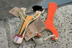 Definitely have to get one of these for Sage when he's older!  Skateboard Slingshot by boardgames on Etsy, $24.00